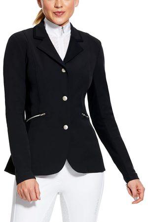 Ariat Women's Galatea Show Coat in Black