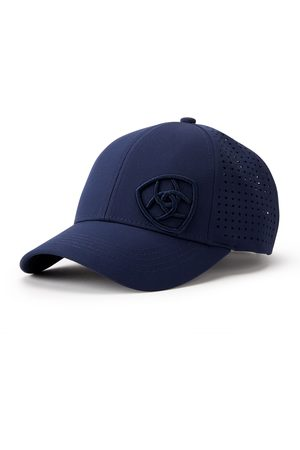Ariat Men's Tri Factor Cap in Deep Navy