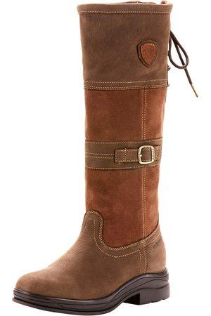 Ariat Femme Bottines - Women's Langdale Waterproof Boots in Java Leather