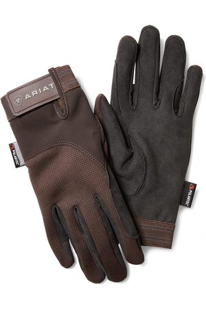 Ariat Gants - Insulated Tek Grip Gloves in Bark