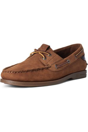 Ariat Men's Antigua Shoes in Walnut