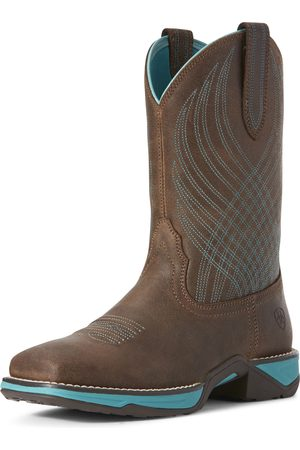 Ariat Women's Anthem Western Boots in Java Leather