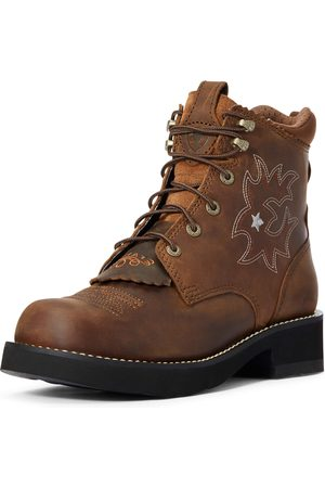 Ariat Women's Probaby Lacer Boot in Driftwood Brown