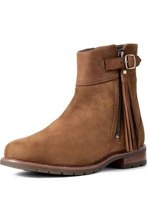 Ariat Women's Abbey Boots in Chestnut
