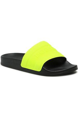 Bogner Femme Mules & Sabots - Mules / sandales de bain - Belize L 6 22120907034 Neon Yellow 034