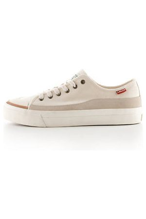 Levi's Square Low Shoes / Ecru