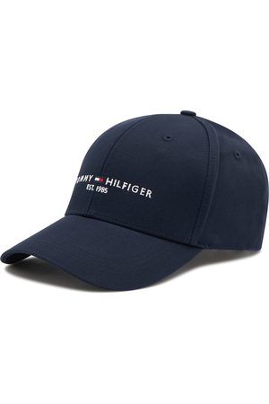 Tommy Hilfiger Femme Bonnets - Casquette - Th Established Cap AM0AM07352 DW5