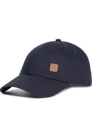 Buff Homme Bonnets - Bonnet - Baseball Cap 117197.787.10.00 Solid Navy