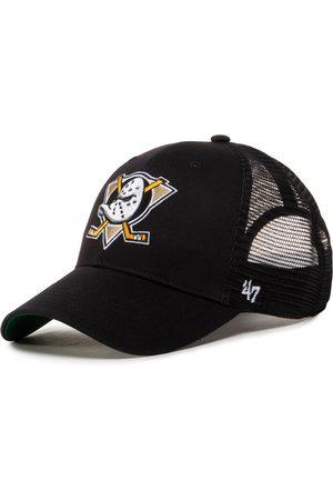 47 Brand Casquette - Nhl Anaheim Ducks Branson '47 Mvp H-BRANS25CTP-BKC Black