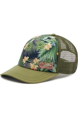 Jack Wolfskin Casquette - Paradise Cap 1909381 Light Moss All Over