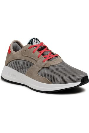 Columbia Femme Baskets - Sneakers - Wildone Generation BL0178 Ti Titanium/Red Coral 029