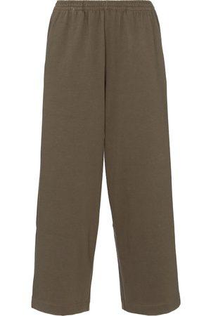 Vince Pantalon de survêtement ample en coton