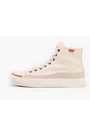 Levi's Square High Shoes / Ecru