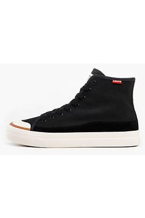 Levi's Homme Chaussures - Square High Shoes / Regular Black