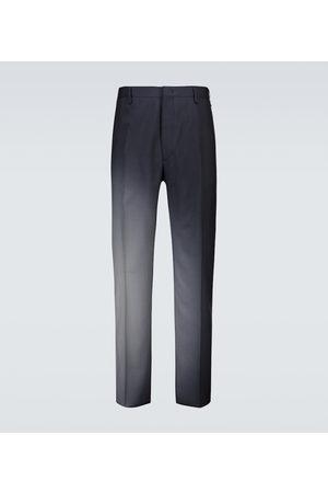 Fendi Homme Pantalons classiques - Pantalon en laine
