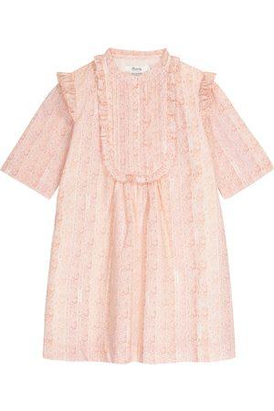 BONPOINT Fille Robes imprimées - X Liberty – Robe Nanou en coton à fleurs