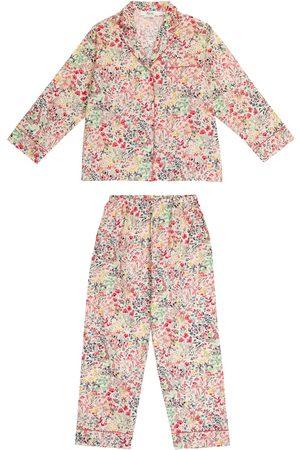 BONPOINT Pyjama Dormeur en coton à étoffe Liberty