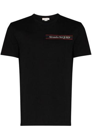 Alexander McQueen T-shirt à logo