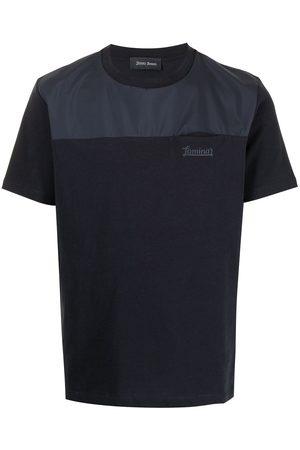 HERNO T-shirt Laminar à design à empiècements