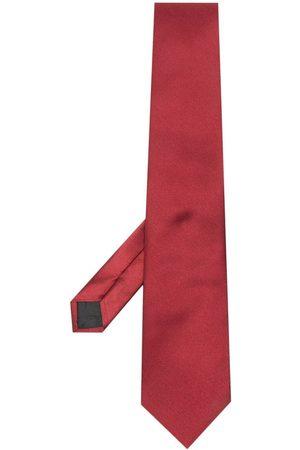 Lanvin Cravate en soie à bout pointu