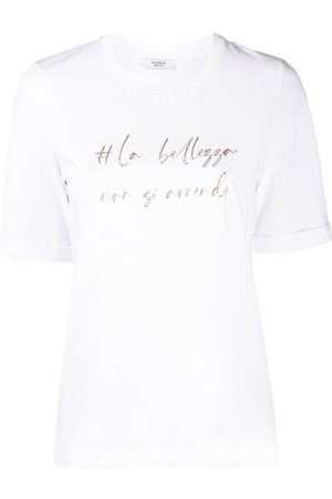 PESERICO SIGN Femme T-shirts - T-shirt à imprimé graphique