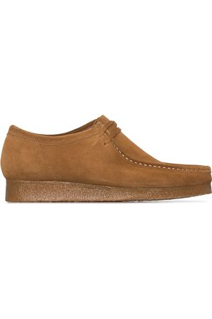 Clarks Chaussures à lacets Cola Wallabee