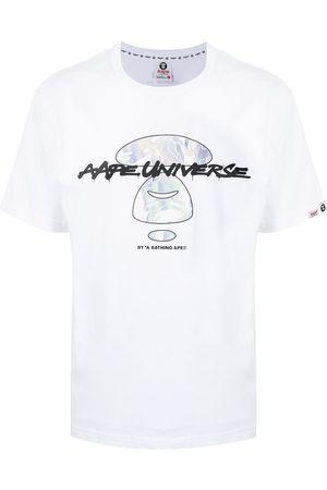 AAPE BY A BATHING APE Homme Débardeurs - T-shirt Futura à imprimé graphique
