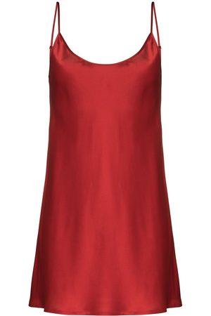 La Perla Femme Chemises de nuit & Nuisettes - Robe-nuisette à encolure ronde