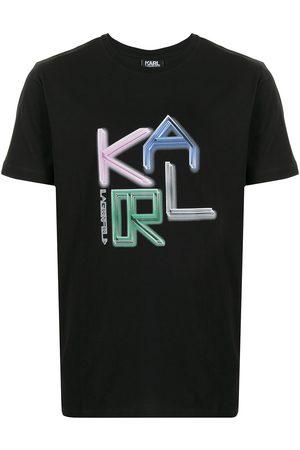 Karl Lagerfeld T-shirt à logo imprimé