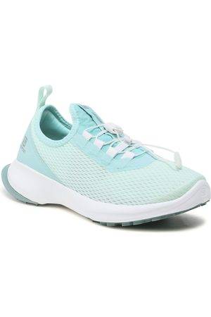 Salomon Chaussures - Sense Feel 2 W 412803 20 W0 Opal Blue/White/Trellis