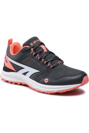 Hi-Tec Chaussures de trekking - Hanget Wo's AVSSS21-HT-01 Dark Grey/Coral