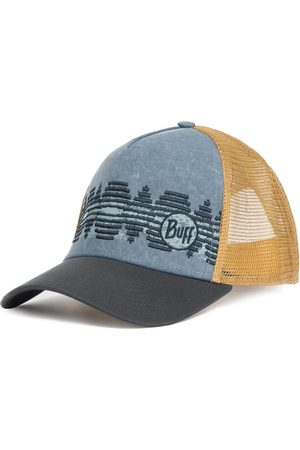 Buff Casquette - Trucker Cap Tzom 119542.754.10.00 Stone Blue