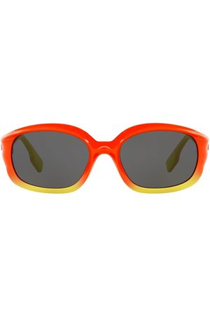 Burberry Eyewear Milton round-frame sunglasses