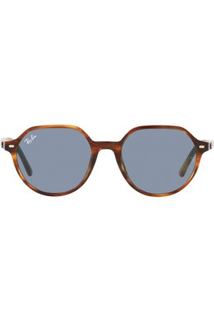 Ray-Ban Thalia round-frame sunglasses