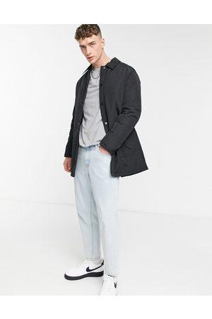ASOS Trench-coat rembourré avec doublure matelassée