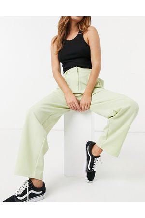 Y.A.S Pantalon d'ensemble habillé et fuselé - clair