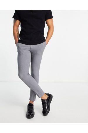 ASOS Pantalon court habillé super skinny