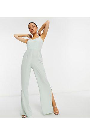 Vesper Petite Combinaison style corset à coupe ample