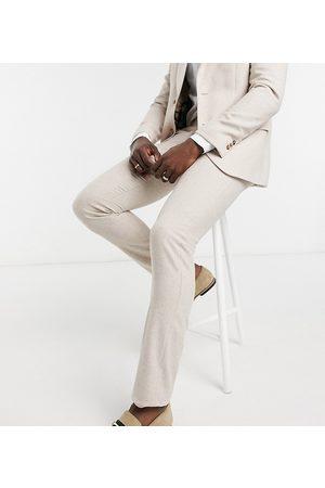 Harry Brown Tall - Wedding - Pantalon de costume coupe slim en laine mélangée