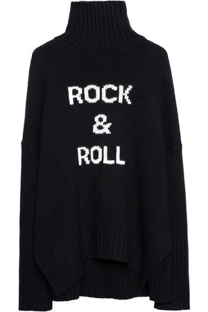 Zadig & Voltaire Pull Alma Rock - Taille L - Femme