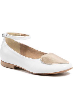 Zarro Chaussures basses - DZ2/S Biały/Złoty