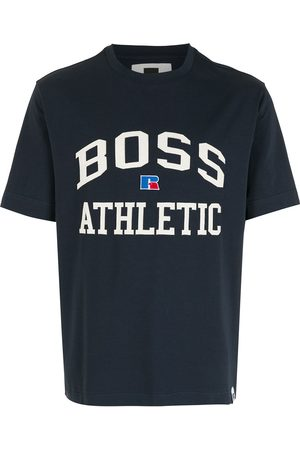 HUGO BOSS T-Shirt x Russell Athletic