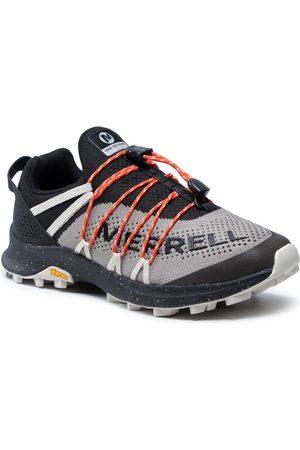 Merrell Femme Chaussures de randonnée - Chaussures - Long Sky Sewn J003246 Black