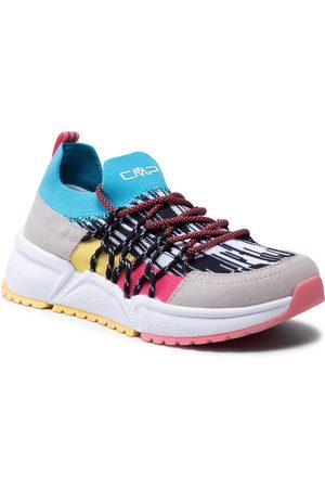 CMP Sneakers - Kairhos Wmn Leisure Shoe 31Q9546 Sand/lemon/Ibiza 04PG