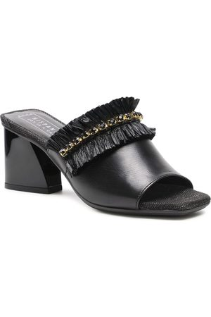 Hispanitas Mules / sandales de bain - Sandy HV211338 Black