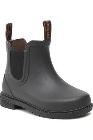 Tretorn Bottes de pluie - Chelsea Classic 472632 Black 10