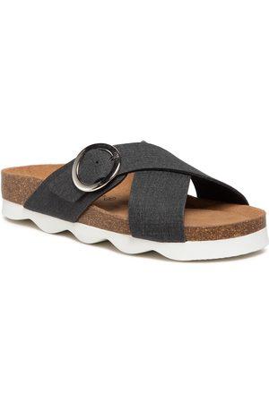 DR. BRINKMANN Mules / sandales de bain - 700072 Schwarz 01