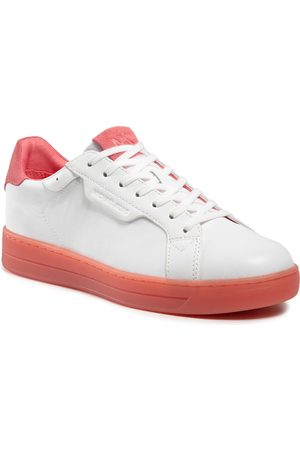 Michael Kors Femme Baskets - Sneakers - Keating Lace Up Opwht/Multi