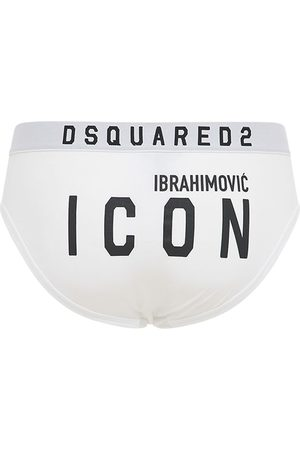 "Dsquared2 Slip En Coton Stretch ""ibrahimovic Icon"""