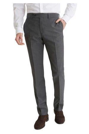CYRILLUS Pantalon ajusté New Slim homme laine Super 100's